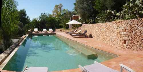 Haus am Club de Campo-Ibiza