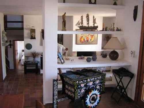Haus in Talamanca mit Traumaussicht