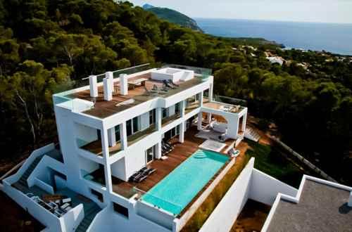 Twin Villen zu verkaufen auf Ibiza