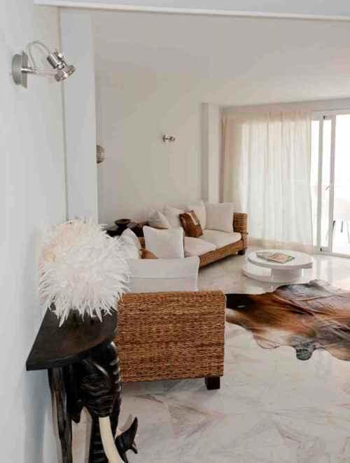 Zimmer Luxus Wohnung Botafoch Ibiza