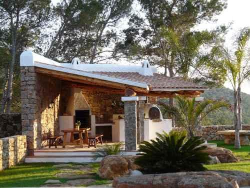 Luxus Villa in Ibiza Santa Eulalia zur Miete