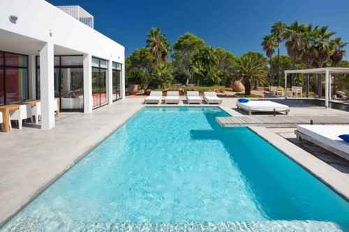 Luxuriöse Villa in Ibiza