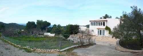 Villa zwischen San Jose und Cala Vadella