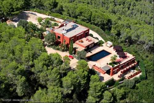 Luxus Villa zur Miete und Verkauf auf Ibiza