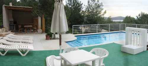 Luxus-Einfamilienhaus in Sa Galeta