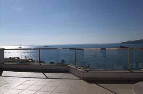 Penthouse direkt am Meer Ibiza