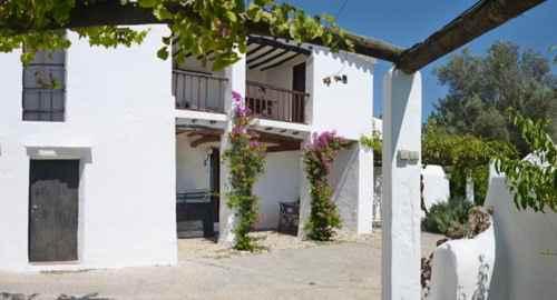 Typisches Ibiza Haus in San Rafael