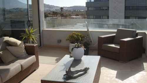 Luxus Wohnung am Botafoch Hafen auf Ibiza