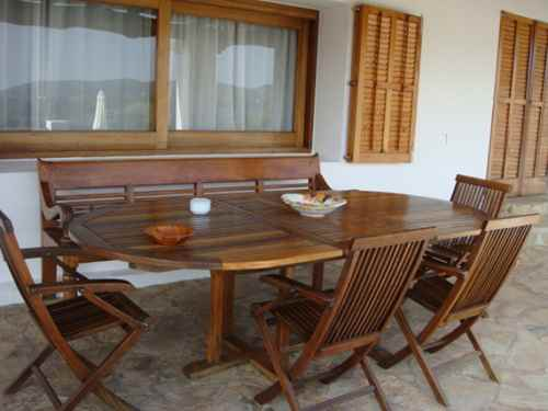 Villa in Ibiza San Miguel
