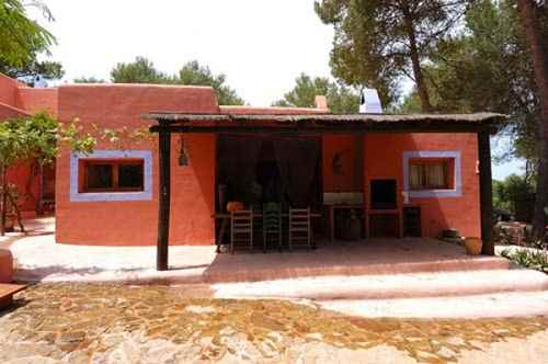 Villa in Ibiza Santa Rosa