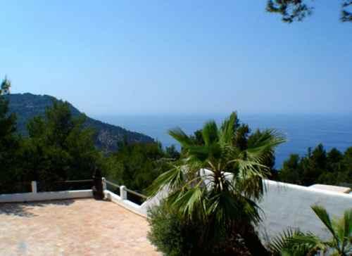 Villa mit Meerblick Eivissa