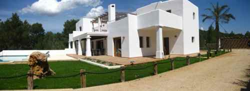 Villa Can Villo Salt in Ibiza