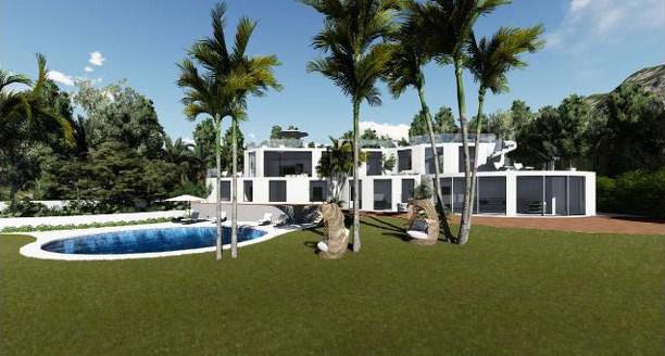Sanierung einer Luxus-Villa