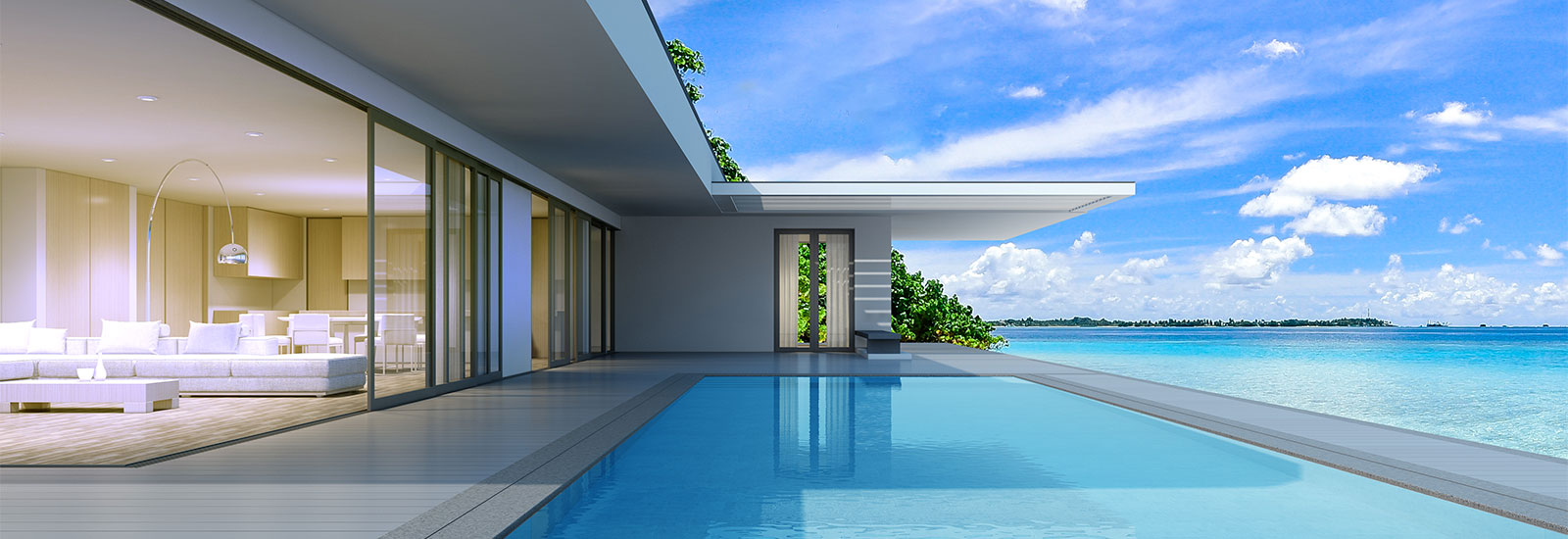 CW - Luxury Villas Banner